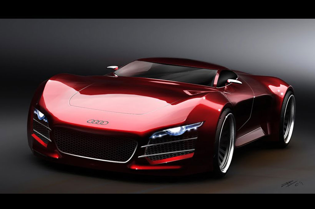 Jaguar Xk Replacement 2017 >> Super cool Audi Concept Car designs from around the web.