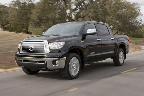 2012 Toyota Tundra Toyota Tundra Performance Parts Accentuate Ones Car or Truck