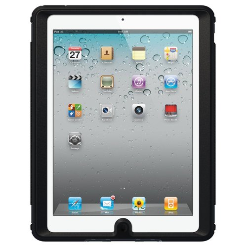 otterbox3 OtterBox Defender Series Hybrid Case for iPad 2 APL2 IPAD2 D9 E4OTR